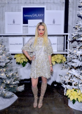 Samsung Galaxy Hosts Bob & Harvey Weinstein's Holiday Event To Benefit The Robin Hood Foundation And Hurricane Sandy Relief Fund